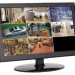 Мониторы для видеонаблюдения