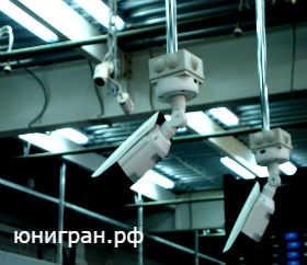видеонаблюдение в сервис центре