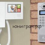 Установка видеодомофона в Красноармейске