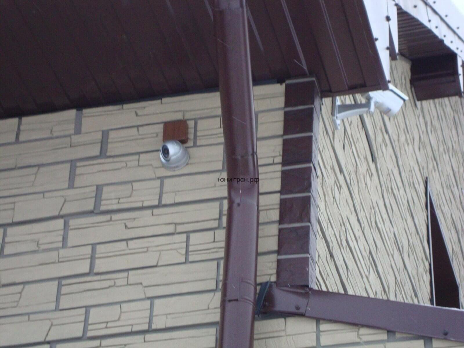 видеокамера в частном доме