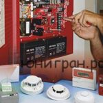 Обслуживание и ремонт видеонаблюдения и охранно-пожарных систем