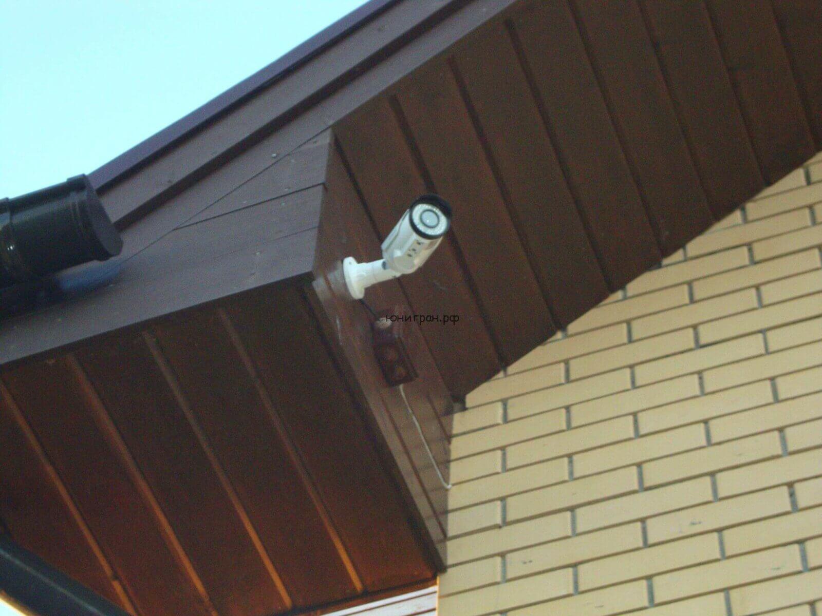 системы безопасности загородный дом