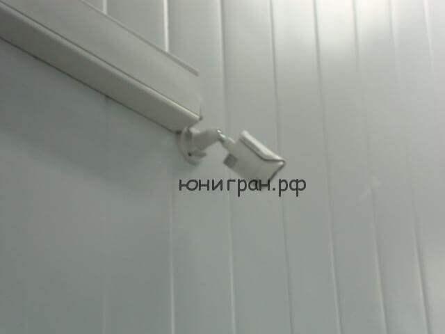 камера наблюдения для склада