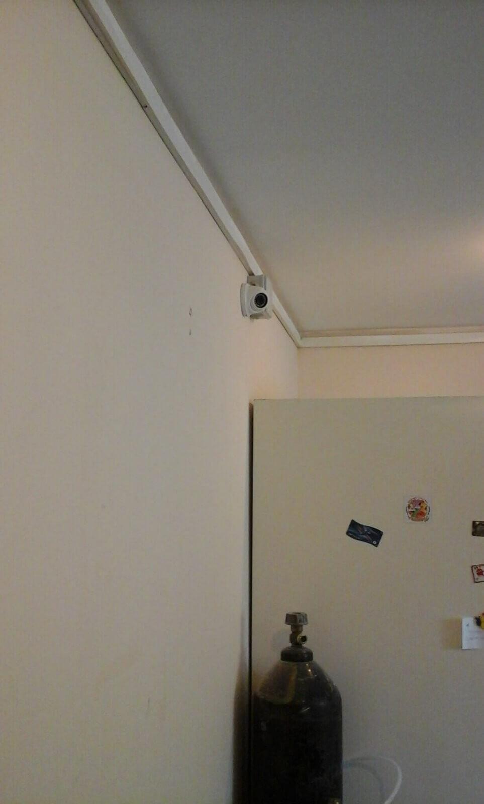 камера наблюдения за персоналом