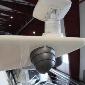 купольная камера видеонаблюдения