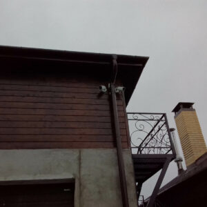 Установка видеонаблюдения сергиев посад