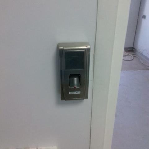 установка котроля доступа