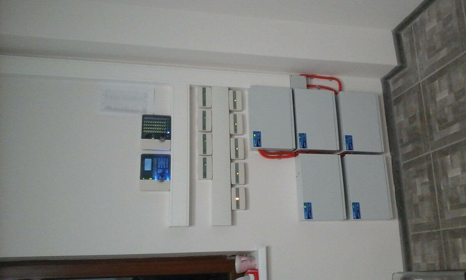 обслуживание пожарной сигнализации в сергиевом посаде