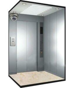 видеонаблюдение в лифт